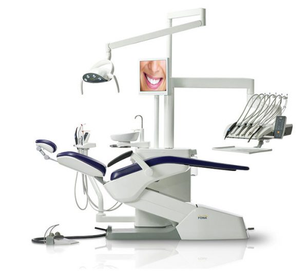 Dental treatment unit (with chair)